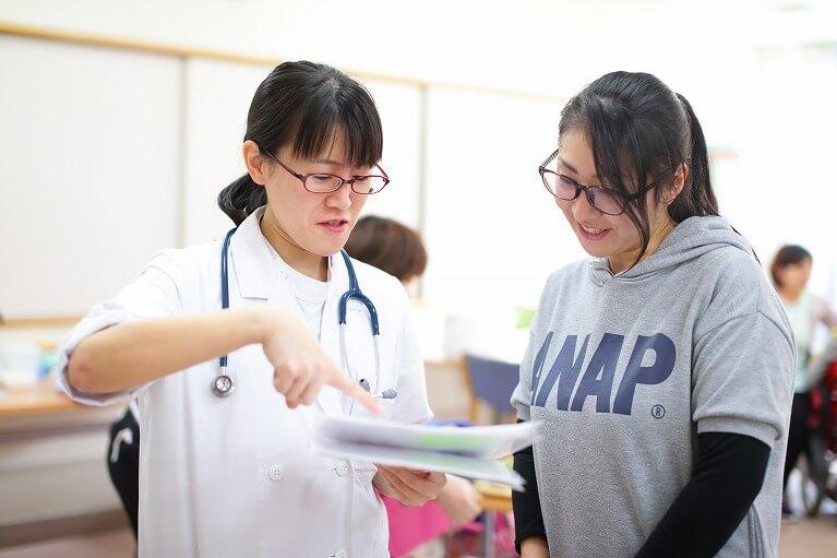 迅速な対応と密接な医療連携